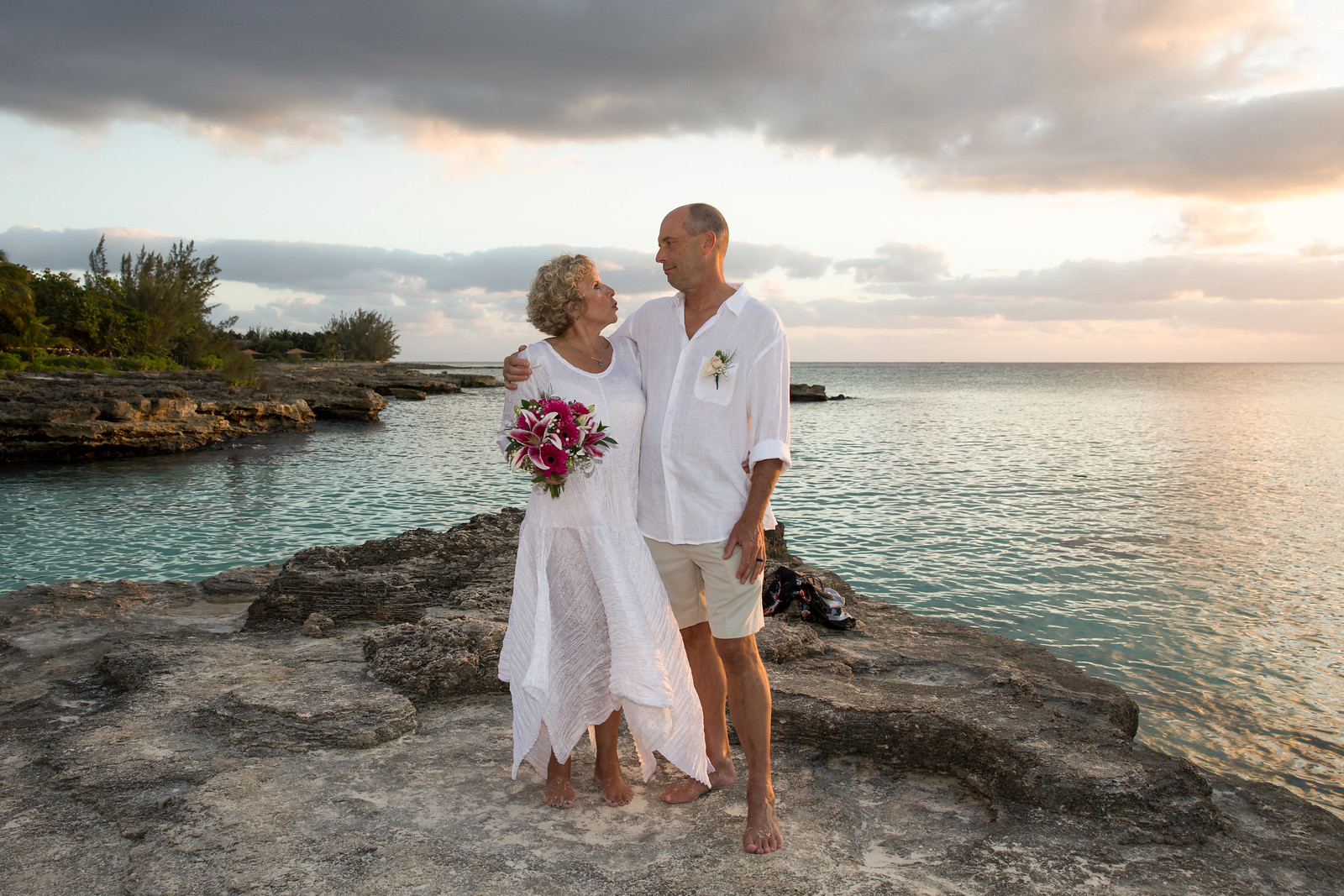 My Wedding in the Cayman Islands