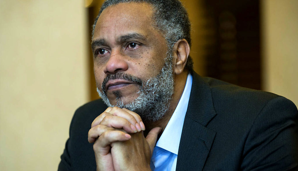 Photograph of Anthony Ray Hinton